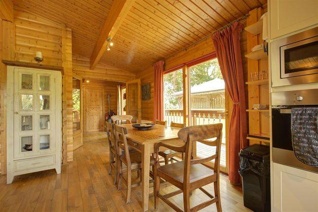 Thumbnail Lodge for sale in Dalbeattie, Dumfries & Galloway