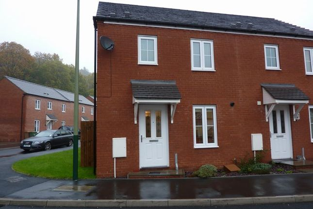 Thumbnail Property to rent in Bluebell View, Bluebell View, Llanbradach