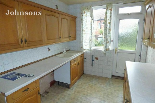 Kitchen of Roman Road, Bennetthorpe, Doncaster. DN4