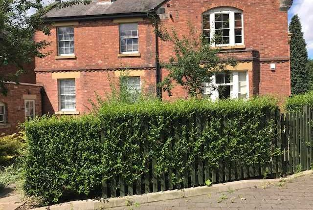 Thumbnail Flat to rent in The Rectory, 61 Coleshill St, Fazeley
