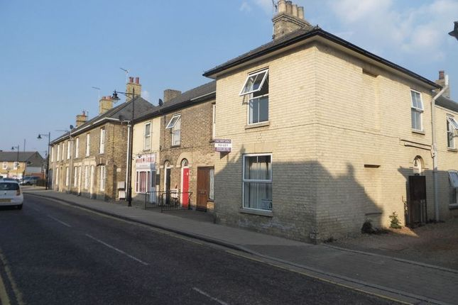 3 bed end terrace house to rent in Churchgate Street, Soham, Ely