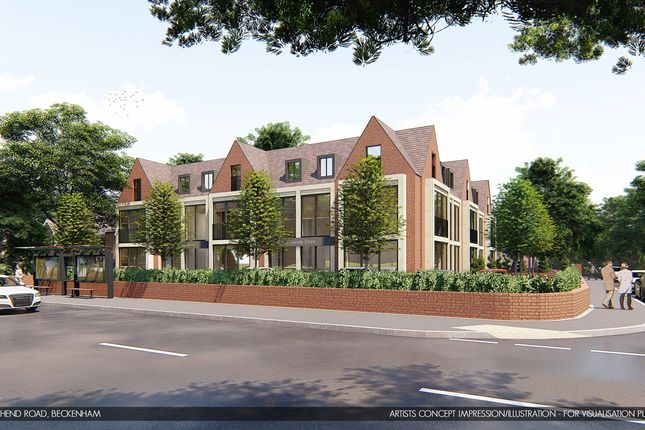Thumbnail Commercial property for sale in Southend Road, Beckenham, London