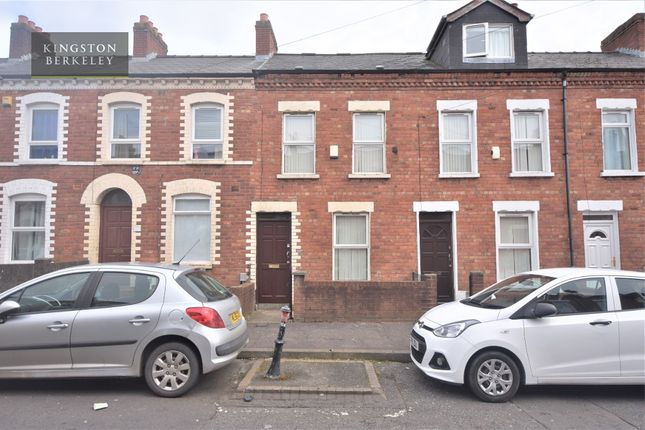 5 bed terraced house to rent in 38 Palestine Street, Belfast BT7