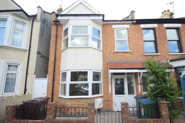 Thumbnail Semi-detached house to rent in Ruby Road, Walthamstow, London