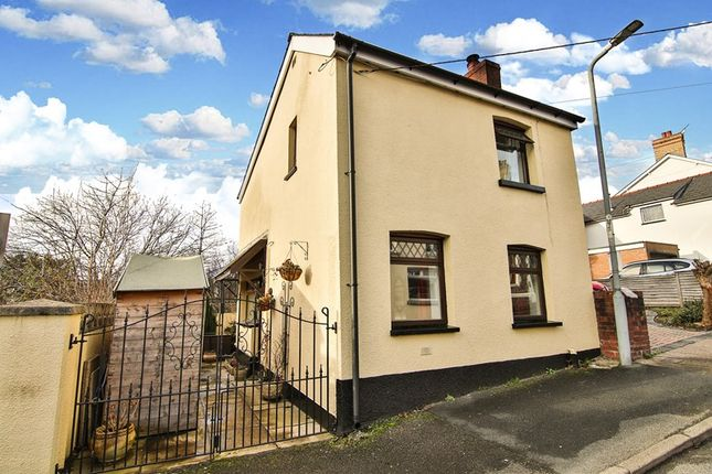 Thumbnail Detached house for sale in Mount Street, Abergavenny