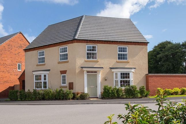 """4 bedroom detached house for sale in """"Ashtree"""" at Blandford Way, Market Drayton"""