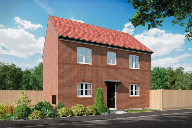 Thumbnail Detached house for sale in Whiston Lane, Huyton