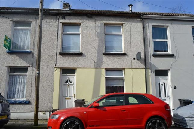 Thumbnail Terraced house for sale in Thomas Street, Aberfan, Merthyr Tydfil