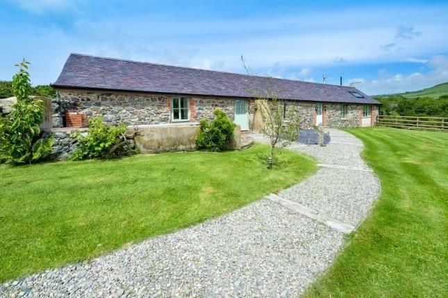 Thumbnail Barn conversion for sale in Aberdaron, Pwllheli, Gwynedd