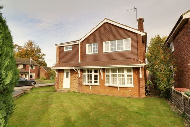 Detached house for sale in Holme Drive, Burton-Upon-Stather, Scunthorpe