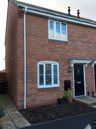 Thumbnail Semi-detached house to rent in Thorndike Way, Burnham-On-Sea, Somerset