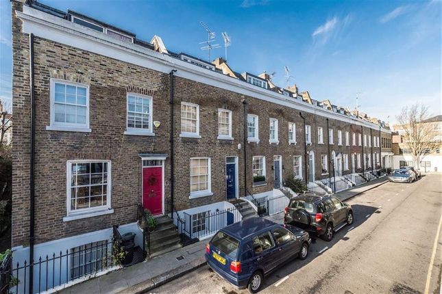Thumbnail Terraced house for sale in Queensdale Place, London