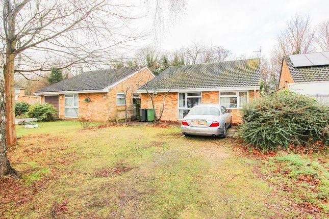Thumbnail Detached bungalow for sale in Tollgate, Bretton, Peterborough