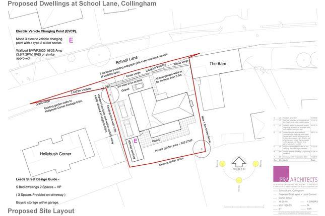 Picture No. 04 of Residential Building Plot, School Lane, Collingham, West Yorkshire LS22