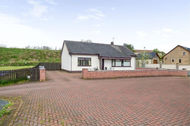 Thumbnail Detached bungalow for sale in Dunlop Road, Barrmill, Beith, North Ayrshire