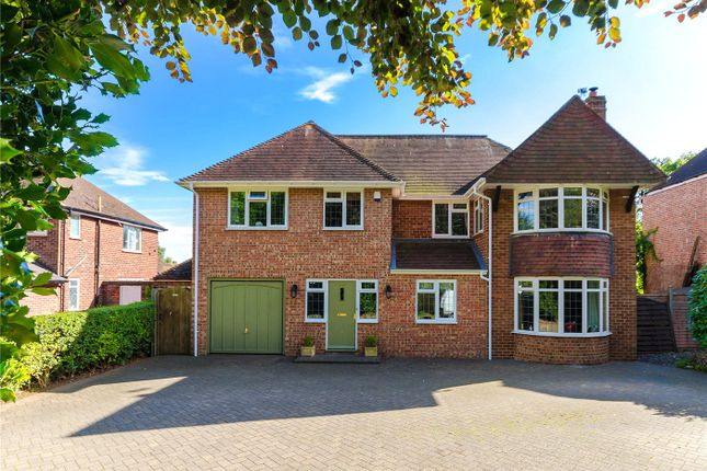 Thumbnail Detached house for sale in Barrowby Road, Grantham
