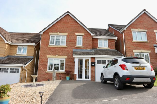 Thumbnail Detached house for sale in Santes Tudful Grove, Heolgerrig, Merthyr Tydfil