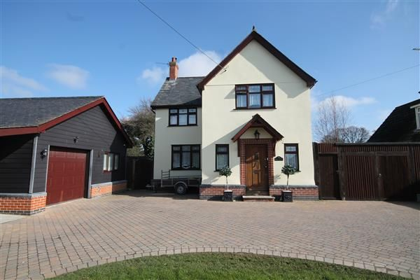 Thumbnail Property for sale in Weeley Road, Little Clacton, Clacton-On-Sea