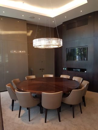 Boardroom of St. George Wharf, London SW8