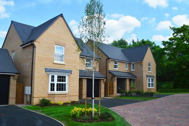 "Thumbnail Detached house for sale in ""Lullingstone"" at Bearscroft Lane, London Road, Godmanchester, Huntingdon"