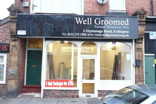 Thumbnail Retail premises to let in Orphanage Road, Birmingham