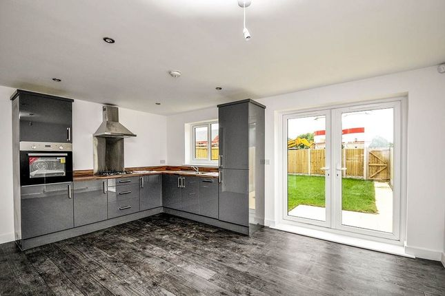 Thumbnail Semi-detached house for sale in Plot Six Pilsley Road, Danesmoor, Chesterfield