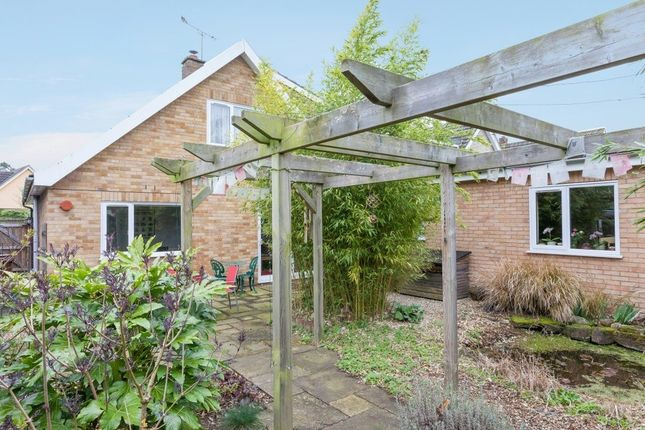 Thumbnail Detached house for sale in Greenways, Eaton, Norwich