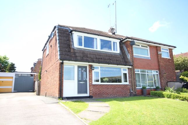3 bed semi-detached house for sale in Shawclough Way, Shawclough, Rochdale OL12