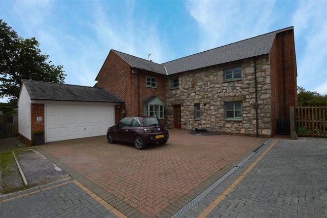 5 bed property for sale in Bodoryn Fawr, Rhuddlan Road, St. George, Abergele LL22