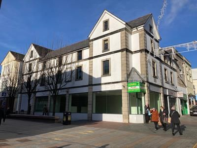 Thumbnail Retail premises for sale in 126 & 126A High Street, Merthyr Tydfil, Mid Glamorgan