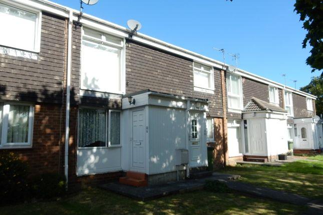 Thumbnail Flat for sale in 80 Westerkirk, Cramlington, Northumberland