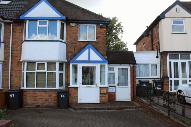 Thumbnail Semi-detached house for sale in Brays Road, Birmingham