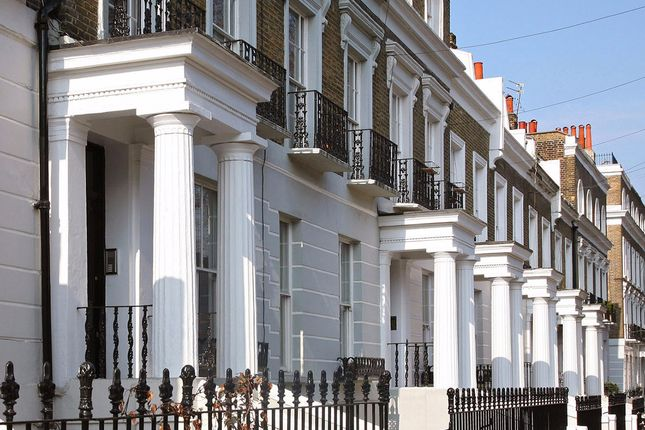 Thumbnail Flat to rent in Compton Road, Canonbury