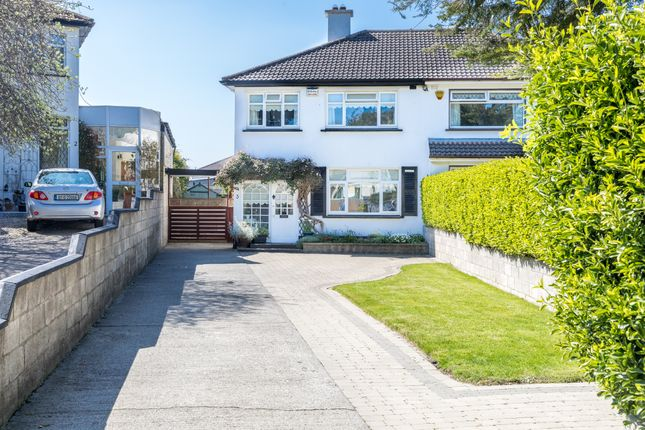 Thumbnail Semi-detached house for sale in 3 Carrickhill Road Middle, Portmarnock, Co. Dublin, Fingal, Leinster, Ireland