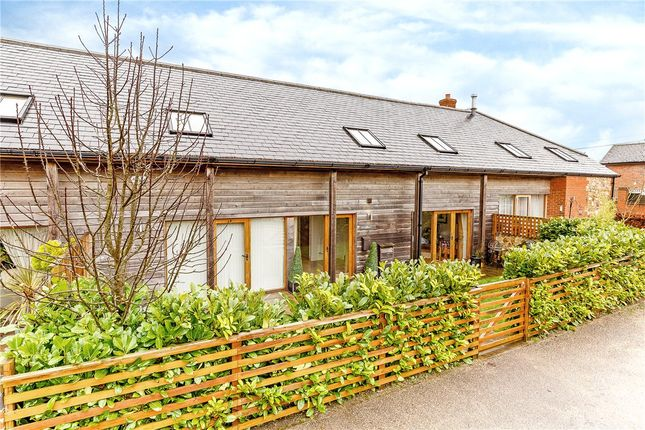 Thumbnail Detached house to rent in Burderop Barns, Burderop, Swindon, Wiltshire