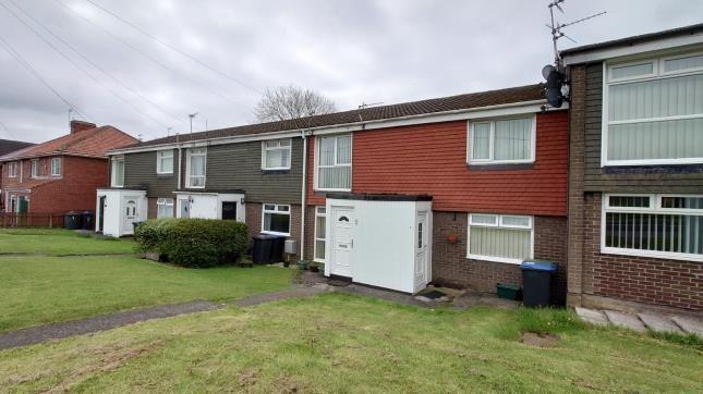 Thumbnail Flat for sale in Glenmeads, Nettlesworth, Chester Le Street, Durham