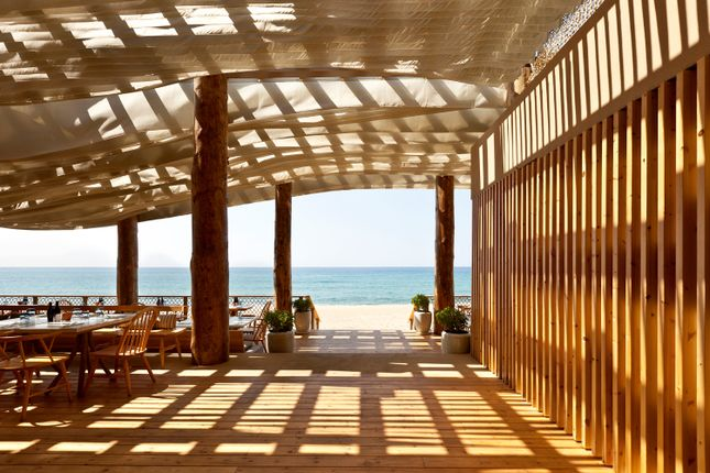 Barbouni Restaurant At Navarino Dunes, Costa Navarino