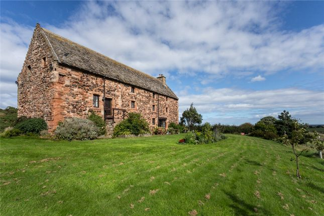Detached house for sale in The Tithe Barn, Whitekirk, Dunbar, East Lothian