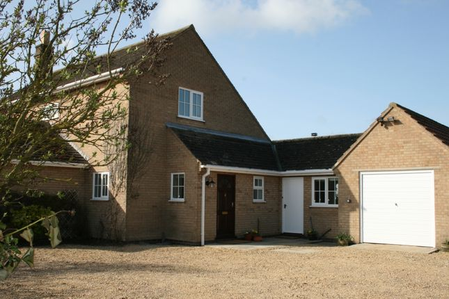 Thumbnail Detached house to rent in Tallington Road Barholm, Stamford
