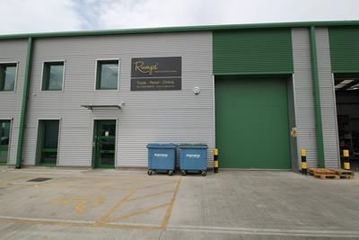 Thumbnail Retail premises to let in Trident Park, Unit 4, Poseidon Way, Warwick, Warwickshire