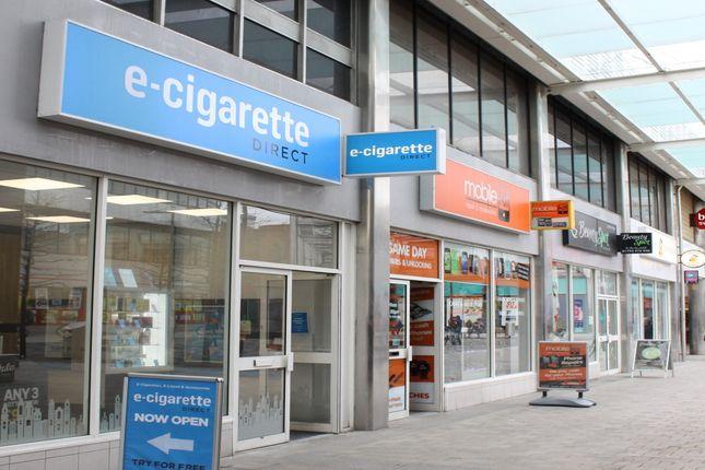 Retail premises to let in Havelock Square, Swindon