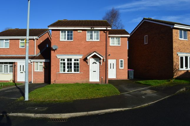Thumbnail Detached house to rent in Ripley Close, Leegomery, Telford