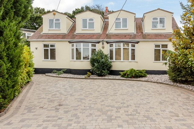 Thumbnail Detached house for sale in Central Close, Dawes Heath, Essex