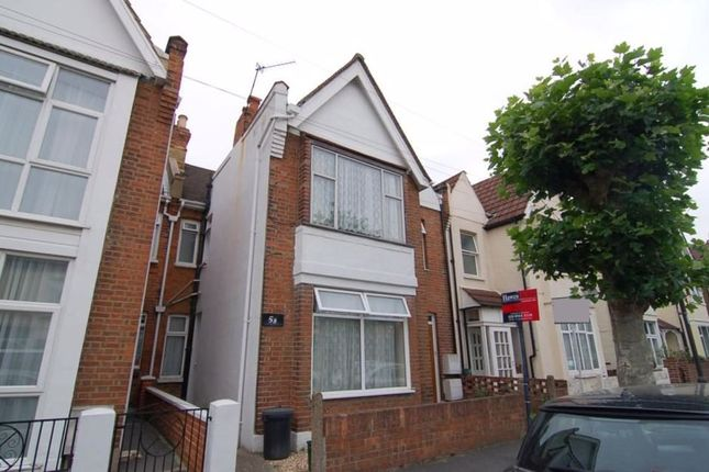 Thumbnail Flat to rent in Ethelbert Road, London