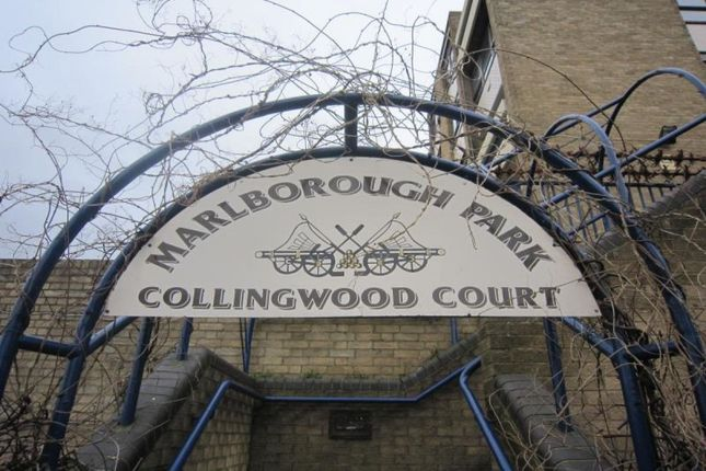 Thumbnail Flat for sale in Collingwood Court, Washington