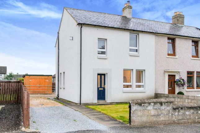 3 bed semi-detached house for sale in Kelman Place, Keith AB55
