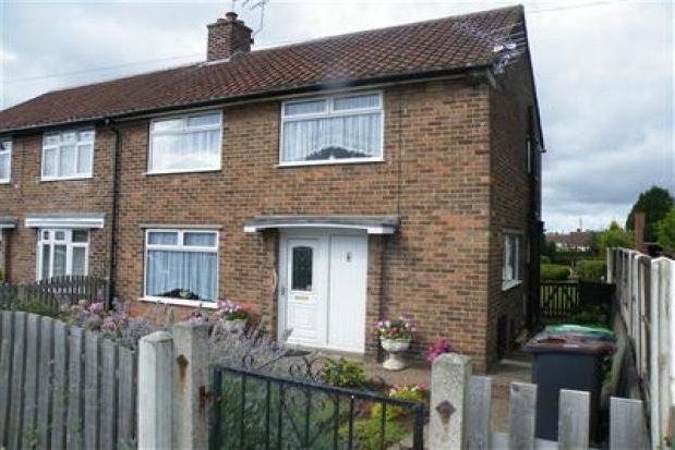 Thumbnail Semi-detached house to rent in St. Marys Road, Sutton-In-Ashfield