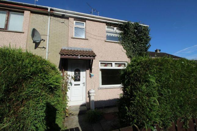 Thumbnail 3 bed terraced house for sale in Ballygowan Gardens, Bangor