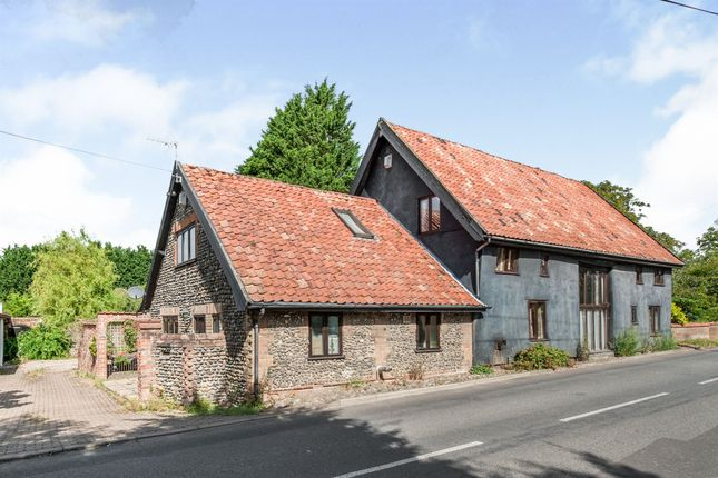 Thumbnail Property for sale in The Street, Badwell Ash, Bury St. Edmunds