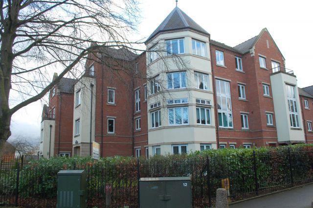 Thumbnail Flat for sale in Harlestone Road, Duston, Northampton